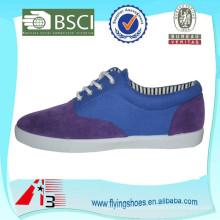Sapatos de camurça casual mais barato para homens
