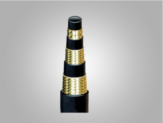 Steel Wire Braided One Layer Hose