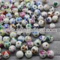 clear roundelle Crystal Beads for bracelets