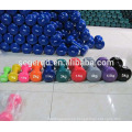 cast iron rubber coated Hex Dumbbell