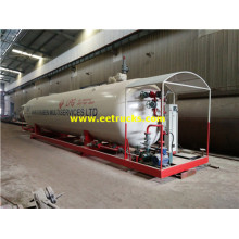 Stations de distribution de glucides mobiles 10000 Gallon 20ton Mobile Skid