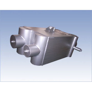 Large Scale Subcooler for Air Separation