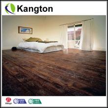 Prancha de madeira do pavimento do PVC da madeira comercial de 4-6mm (prancha de madeira do revestimento do PVC)