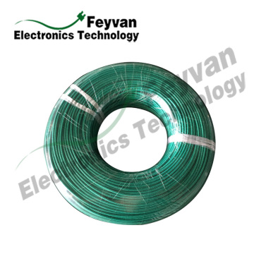 PriceList for for China Home Appliances Wire,Electrical Panel Wiring,Home Wiring Supplier UL3122 Fiberglass Braided Silicone Rubber Insulated Wire export to India Exporter