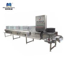 Máquina de secagem vermelha das datas do fruto do desidratador industrial fácil do alimento da operação