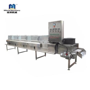 Einfache Betriebs-Industrienahrungsmittelentwässerungsanlage-rote Frucht datiert Trocknungsmaschine