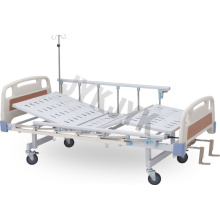 Zwei-Funktions-Handbuch Pflege Krankenhaus Bett