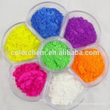 Solvent Yellow 135 für fluoreszierende Pigmente