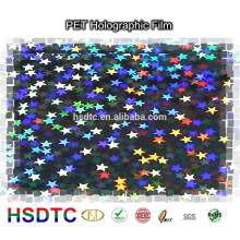 High Gloss Holographic PET Film Laser PET Film