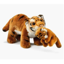 customized OEM design!custom plush toys no minimum Tiger Stuffed