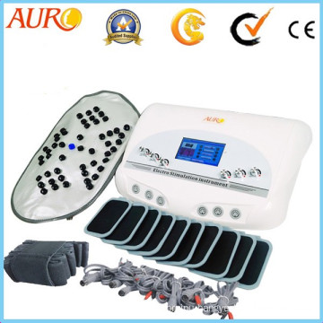 Touch Screen Infrared Tens Electro Stimulation Slimming Instrument