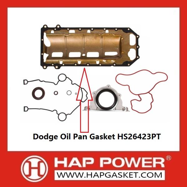 Junta de cárter de aceite Dodge HS26423PT