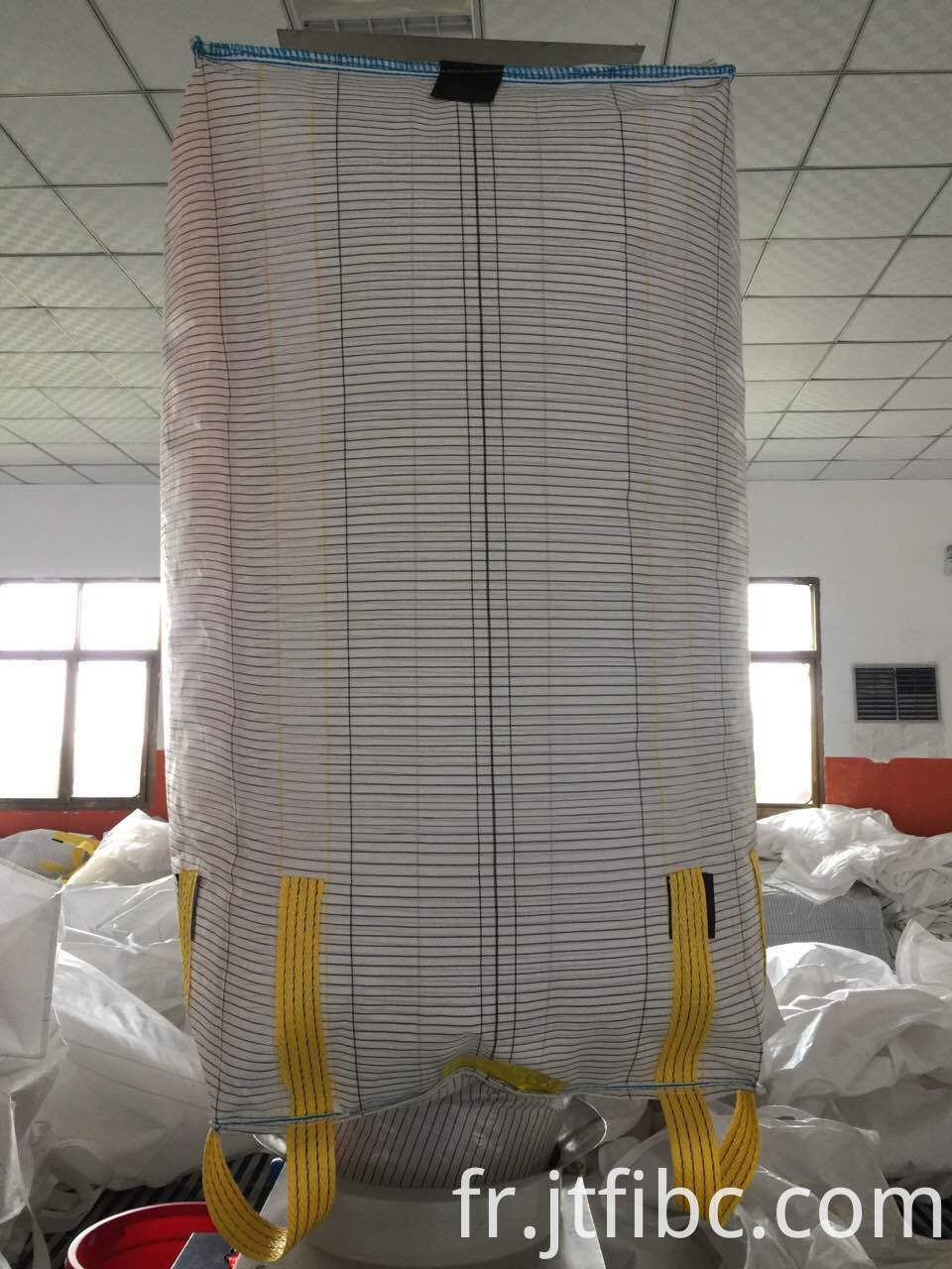 One Ton White Conductive Bag
