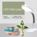 LED Dimming Touch Table Lamp With USB charger