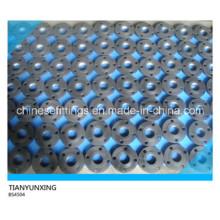 Кованая углеродистая сталь BS4504 Резьбовые фланцы