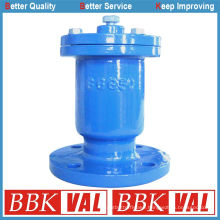 Air Release Valve Single Ball