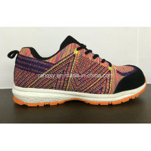 Professional Flyknit Upper Safety Shoes (HQ6120702)