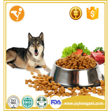Factory sales high quality organic fish flavor dry dog food