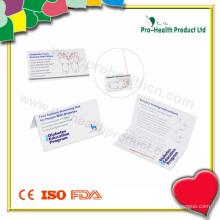 Mini testeur de monofilament diabétique en plastique
