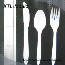 Professional custom disposable plastic cutlery mould