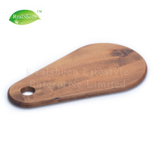Modern Design Oval Acacia Wood Cutting Board