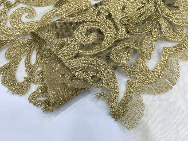 Elegant Woman Dress Fabric