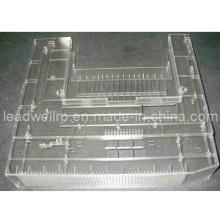 Prototype de Plasitc transparent pour les instruments médicaux (LW-02054)