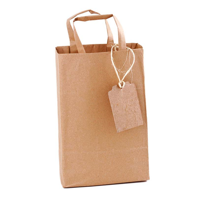 Food Ourter Packaging Paper Bags