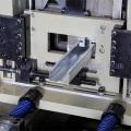 Galvanised C Z purlin making machinery