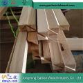 Natürliche Farbe Paulownia Dreieck Fase Solid Strip