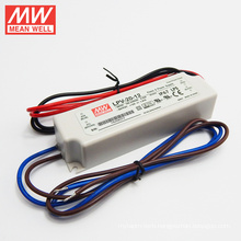 MEAN WELL 20W LED Driver 12V with UL CUL CE approved LPV-20-12