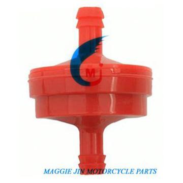 Cortadora de césped filtro de combustible para la máquina de jardín