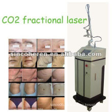 Beijing Fractional CO2 Laser Skin Resurfacing Laser Skin Devices Therapeutic Equipment Skin Care Ski Equipment
