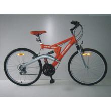 """26 """"bicicleta de montanha da armação de aço (2613)"""