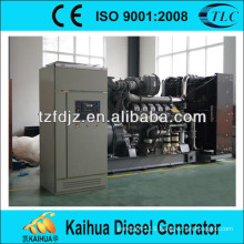 800KW Diesel Genset Power by Original Perkins engine global warranty