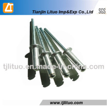 Gute Qualität DIN7337 Aluminium Stahl Blind Pop Nieten