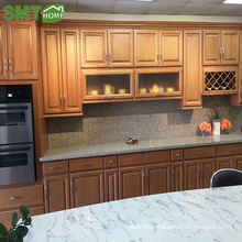 Kitchen Cabinet china Factory American solid wood kitchen