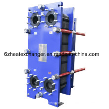 Hocheffizienter Plattenwärmetauscher A4m für Ölkühlung (gleich M10B/M10M)