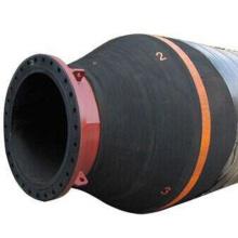 Large diameter flexible rubber floating hose or floating oil hose