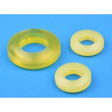 Pare-chocs en caoutchouc PU polyuréthane en forme de pétales pour coupleur