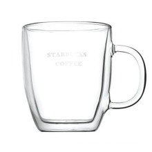 500ml Glass Starbucks Coffee Mug