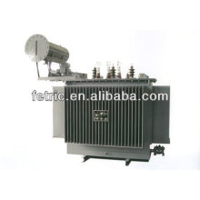 Three phase oil immersed power transformer low price