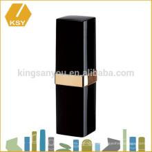 Beliebte erstellen Sie Ihre eigene Marke Kosmetik Kunststoff leere Verpackung Lippenstift Rohr