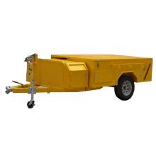 mini reboque de acampamento de dobramento dianteiro para acampar