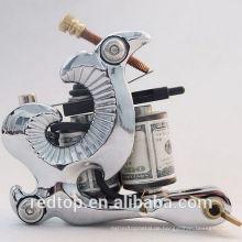 Heiße Verkauf professionelle Himmel blaue Glitter Tattoo Maschine Tattoo Pistole
