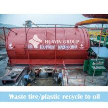 Planta de pirólise de reciclagem de pneus de grande rentabilidade de 2013