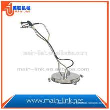 Limpiador de superficie de casco de alta presión de 20 pulgadas
