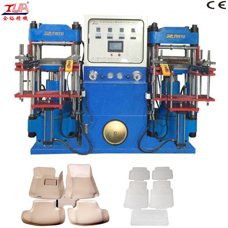 silicone car pad machine equipment