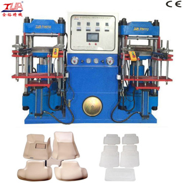 Silicone xe Tầng Mat Making Machine