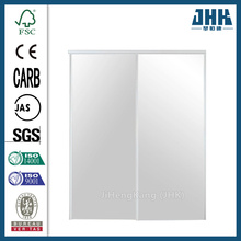 JHK- Double Sided Glass Cabinet Sliding Door